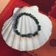 Bracelet en rubis zoisite