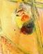 Bertille n°54 ( 35 cm x 30 cm )