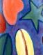 Bertille n°67 ( 35 cm x 30 cm )