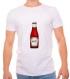 T-shirt homme ketchup moi