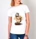 T-shirt tartine choco