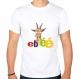 T-shirt humoristique ebeee