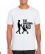 T-shirt 100% coton the walking dad pour homme