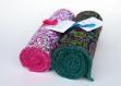Rouleau essuie-tout lavable 5 feuilles avec pressions