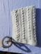 Couverture en laine pour bébé
