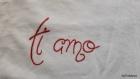 T-shirt love,