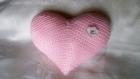 Coeur rose spécial st valentin
