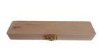 Stylo bois personnalisable bois de bouleau madré gravure offerte.