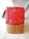 Sac de voyage liège coton biologique matière naturelle ecologique travel bag cotton organic cork