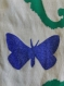 T-shirt sérigraphié à la main , taille xs