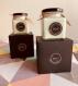 Bougie artisanale naturelle - différents parfums proposés
