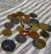 Bague maille marine en argent massif