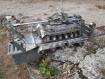 Char panzer tigre + remorque (porte char)