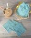 Lingettes démaquillantes lavables en coton / carrés coton lavables et réutilisables