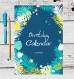 Calendrier des anniversaires, calendrier perpétuel et permanent, décoration murale a4