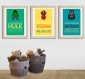 Affiches super héros écolos, avec citation écologiques pour les enfants, humour, environnement