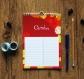 Petit calendrier des anniversaires, perpétuel, format a5