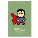 5 affiches superhéros, spiderman, iron man, décoration garçon, chambre enfant, poster