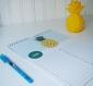 Calendrier perpétuel en format a4, mural, plannificateur, noter les anniversaires