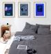 3 affiches ados, geek, adolescent, décoration garçon, musique, game, cadeau pour adolescent, chambre garçon