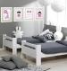 4 affiches citations avec kokeshi pour décoration fille, chambre d'enfant, phrase