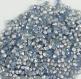 222 25 *** 60 strass anciens (années 60) fond conique 2,5mm - bleu pÂle