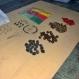 Kit bijoux en graines naturelles n°2 : 3 parures