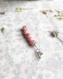 Pendentif perles roses de corée