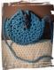 Sac à main / rond / crochet