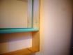 Armoire de salle de bain / etagere suspendue