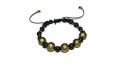 Bracelet perle de lave /bracelet mixte