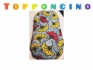 Topponcino, matelas montessori, 61 x 32,5 cm, cadeau naissance, topponcino made in france.