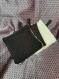 Lingettes démaquillantes lavables en fibre de bambou x3 pcs