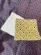 Lingettes démaquillantes lavables en fibre de bambou