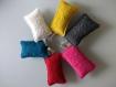 Eponge multi usage démaquillante, corporelle, ménage lavable, réutilisable, zéro déchet, coton et tissu éponge-patafiletbobinette
