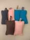 Eponge vaisselle lavable, réutilisable, zéro déchet, tissu éponge nid d'abeille et toile de jute-patafiletbobinette