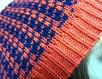 Bonnet enfant 3-5 ans tricoté beanie à pompon n027