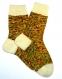 Chaussettes femme  tricotées laine p.38-39 n 012
