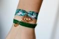 Bracelet ajustable à personnaliser