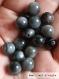 Perle - Œil d'aigle - 40 perles 8mm