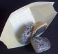 Pierre roulé - agate dendritique