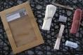 Kit de couture 6 cotons lingettes carré lavable prêt à coudre diy femme fête des mères soin- cadeau noel, anniv- démaquillant réutilisable