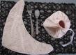 Pack naissance : 5 cotons lavables bambou + pochon de stockage et transport + bavoir bandana - bébé enfant - cadeau à offrir