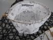 Sac doudou , rechange - pochon tétine - baluchon - cadeau bébé naissance anniversaire - change toilette repas débarbouillage - filet