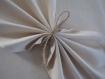 Serviette de table tissu coton lavable - repas - décoration table - noêl fêtes