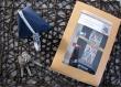 Kit de couture berlingot pochette zippé prêt à coudre diy - range tétine-cadeau noel, naissance, bébé, maman, pré natale, ado, enfant, femme