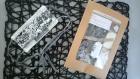 Kit de couture deux masques protection prêt à coudre diy enfant en percale 120 fils norme afnor - cadeau noel, anniversaire