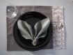 Set de table tissu coton lavable avec range couverts - repas - décoration table - noêl fêtes