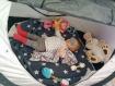 Couverture capuche bébé, enfant - cape - cadeau naissance à offrir - pour envelopper votre enfant bien au chaud