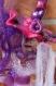 Décoration halloween squelette sorcière /calavera